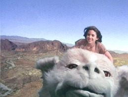 The Never Ending Story -- man, did I hate this movie as a child
