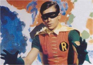 BATMAN MOVIE : Robin ( Burt Ward ) 1966 Robin2