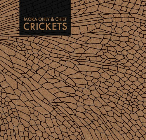 Les meilleures covers d'album - Page 19 Moka_only-chief-crickets-cover